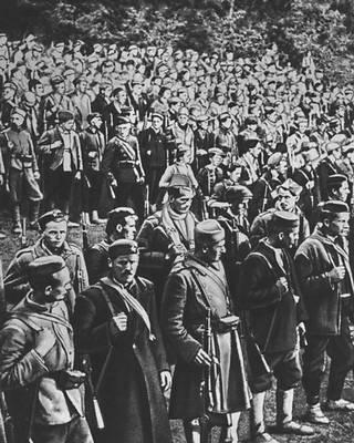 Війна народно визвольна армія