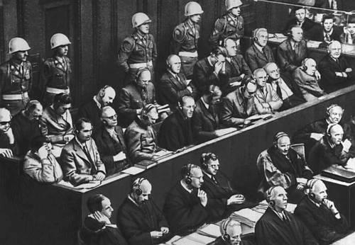 Картинки по запросу нюрнберзький процес