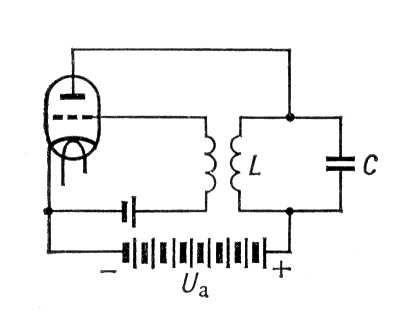 LC — коливальний контур (З