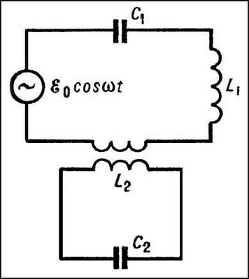 Схема демпфування коливань