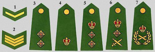Вооружённые силы великобритании 1