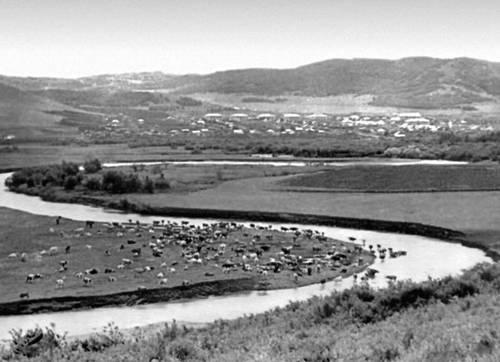 Река урал зображення