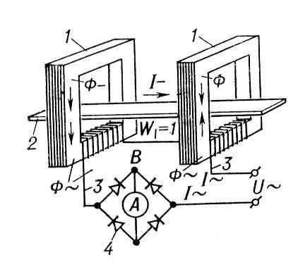 Трансформатор тока (схема)